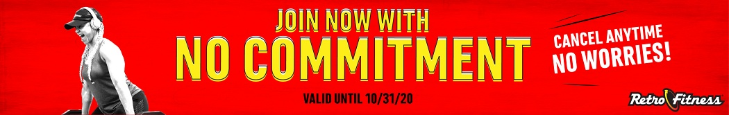 Join Now with No Committment!